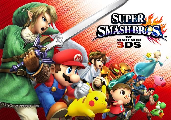 Review: Super Smash Bros. for Nintendo 3DS